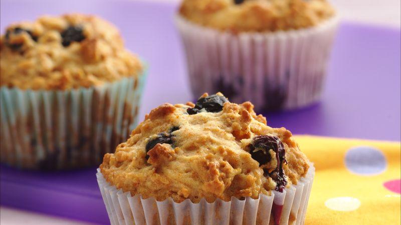Yogurt-Bran Muffins