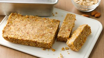 Overnight Oatmeal Bars