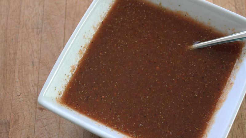Mild Tomato Hot Sauce