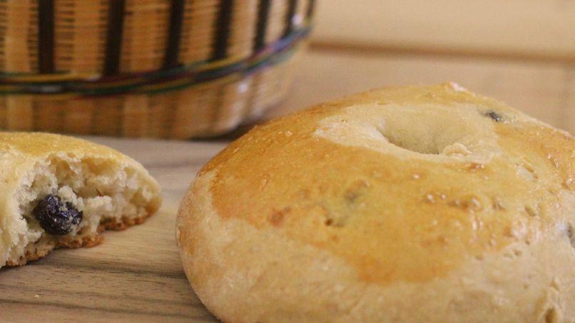 Pan de Miel y Pasas