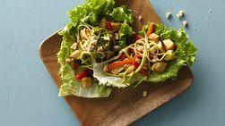 Gluten-Free Chicken Lettuce Wraps