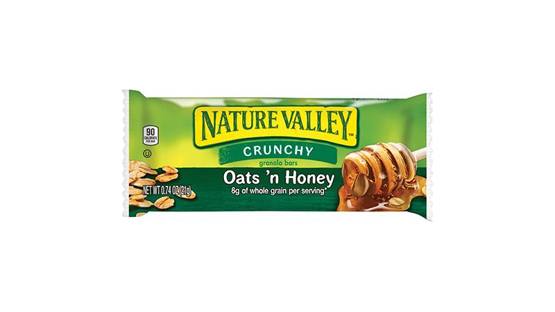 Crunchy Granola Bars Oats 'N Honey (144