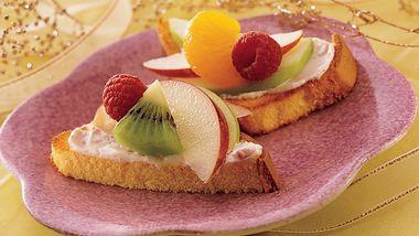 Fruit Bruschetta