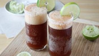 Mexican Michelada Cocktail