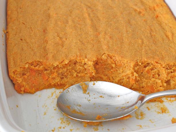 Sweet Potato Spoon Bread Recipe — Dishmaps