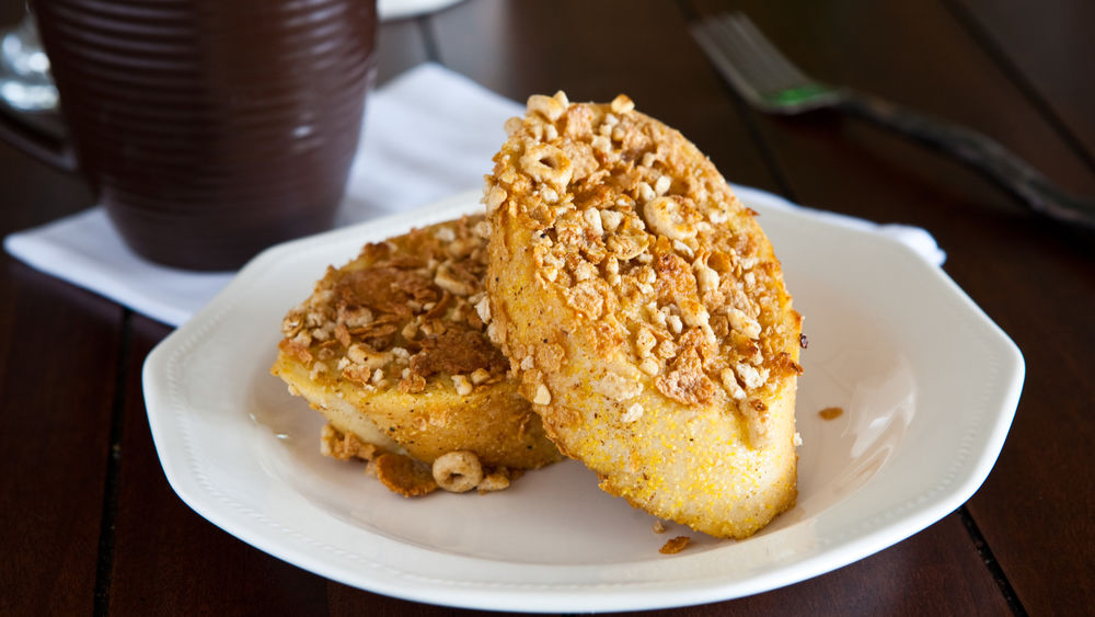 Medley Crunch French Toast