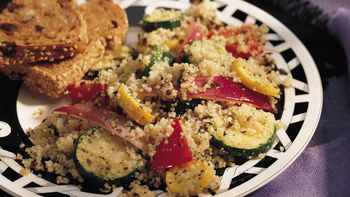 Couscous-Vegetable Salad