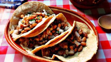 Tacos de Cordero