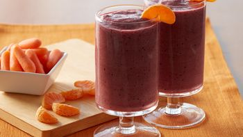 Berry Orange Smoothies