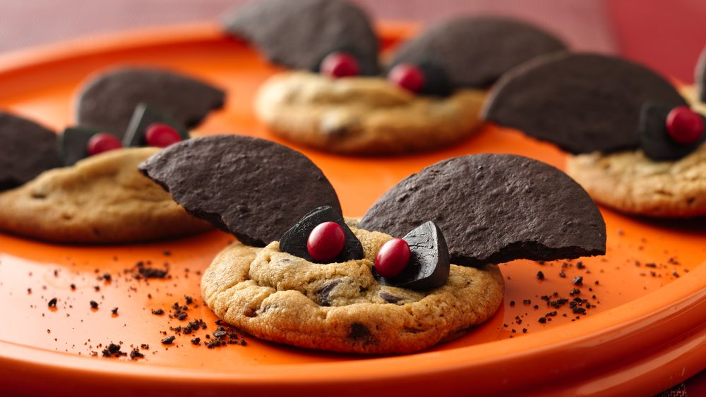cookies recipes halloween pictures