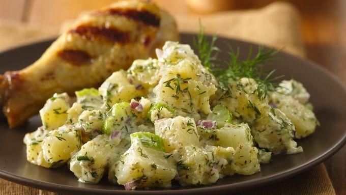 Russet Potato Salad
