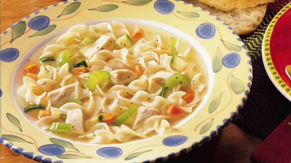 Harvest Chicken Noodle Soup