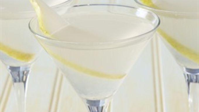 Pear Cosmopolitan Cocktail