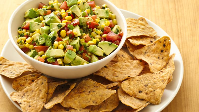 Corn and Avocado Salsa recipe from Betty Crocker