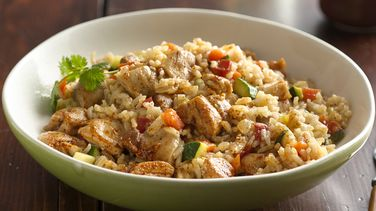 Mexican Arroz con Pollo: Chicken and Rice