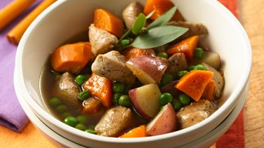 Caribbean Turkey Stew