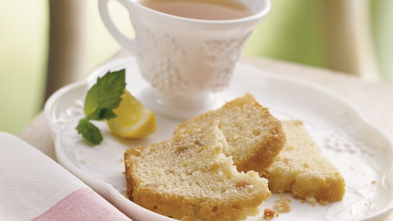 Lemon-Macadamia Nut Bread