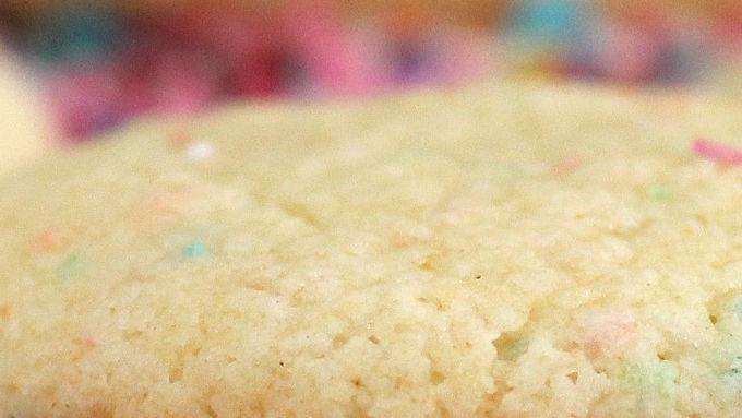 Birthday Cake Whoopie Pies