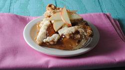 Pastel de Manzana Mexicano