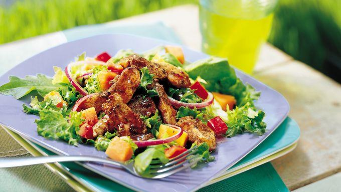 Caribbean Chicken Salad