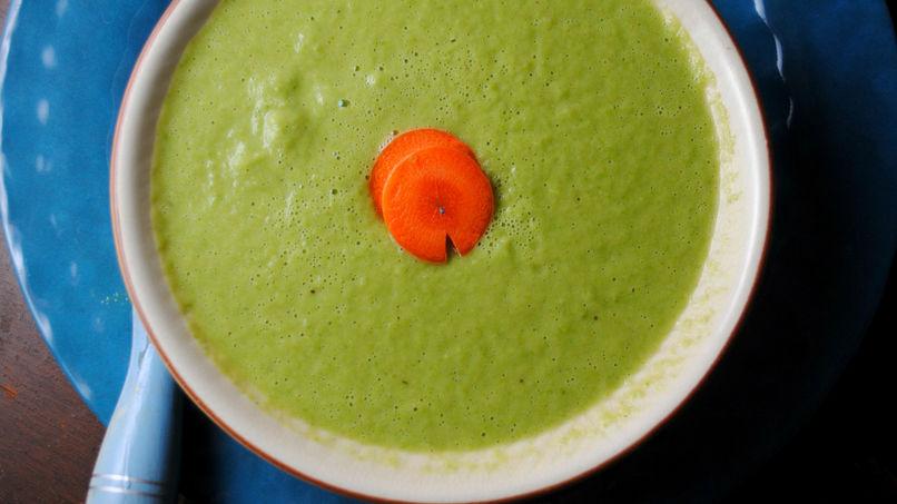 Sopa Cremosa de Espárragos