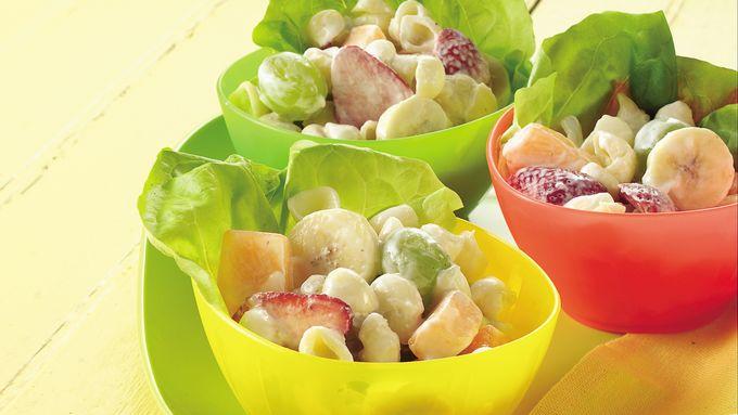 Lightly Lime Fruit Salad