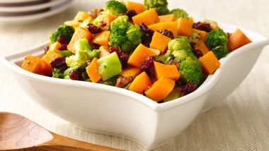 Gluten-Free Broccoli and Squash Medley