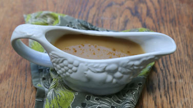 Orange Cumin Gravy
