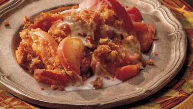 Praline Apple Crisp