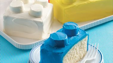 Building Blocks Cakes