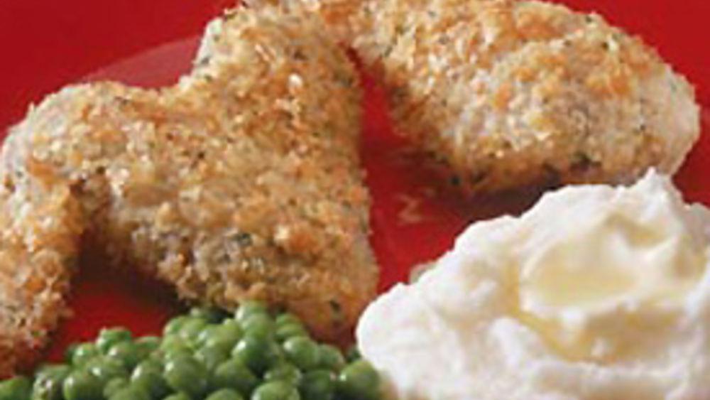 Crispy Herb Baked Chicken