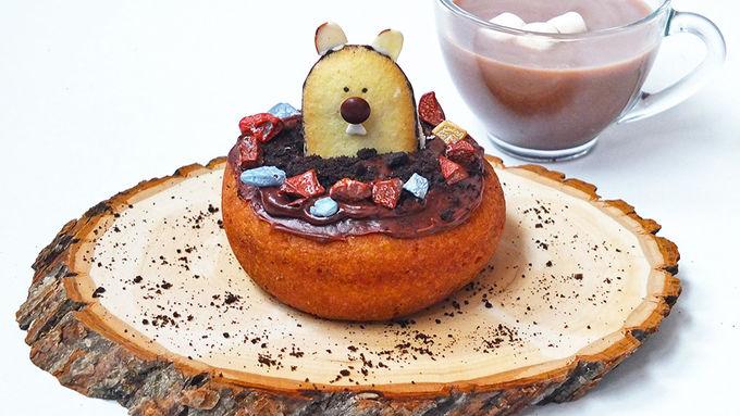Groundhog Day Donut