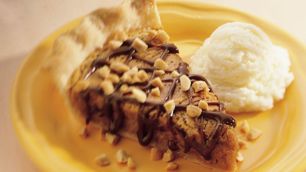 Peanut Butter Lover's Pie
