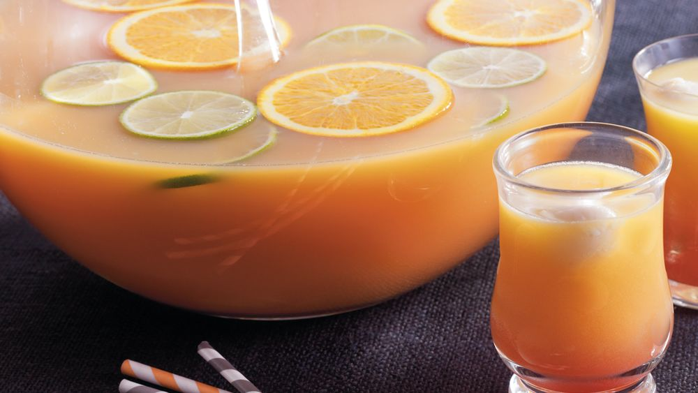 Frightfully Fruity Tropical Punch