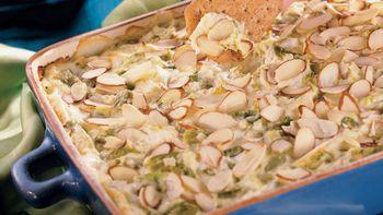 Crab and Asparagus Dip