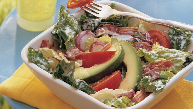 California BLT Tossed Salad