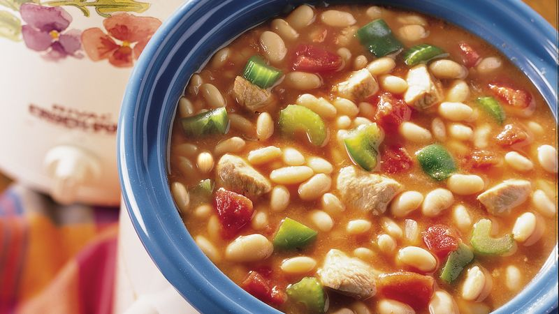Turkey and Bean Cassoulet
