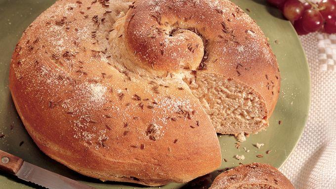 Old-World Rye Bread