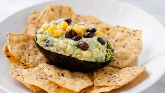 Black Bean Avocado Dip