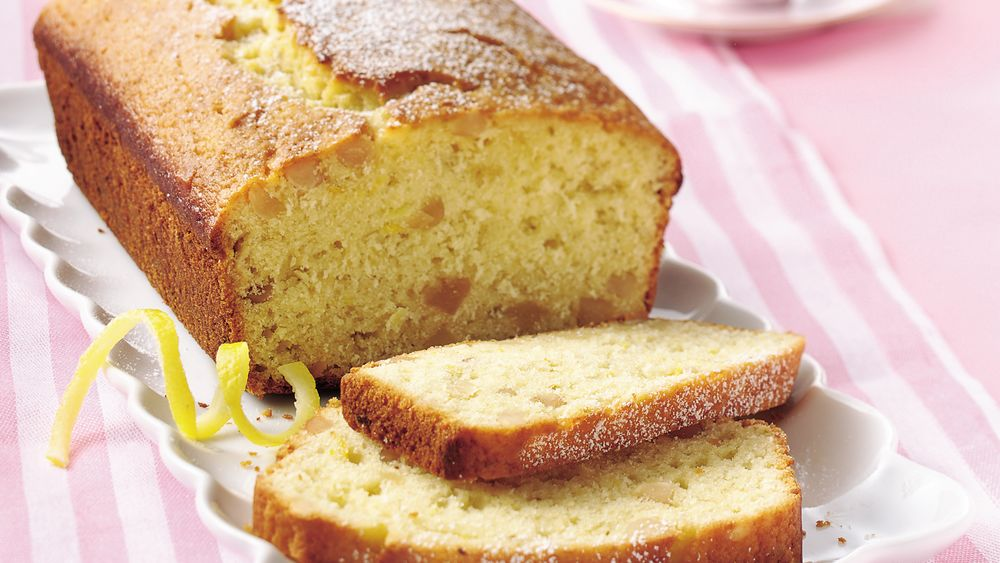 Citrus Macadamia Nut Bread