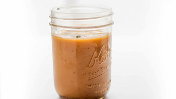 Sesame Orange Salad Dressing