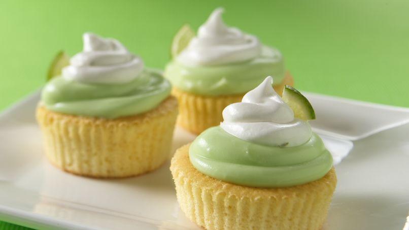 Mini Cupcakes de Limón Key