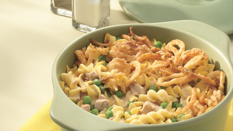 Old-Time Tuna Bake