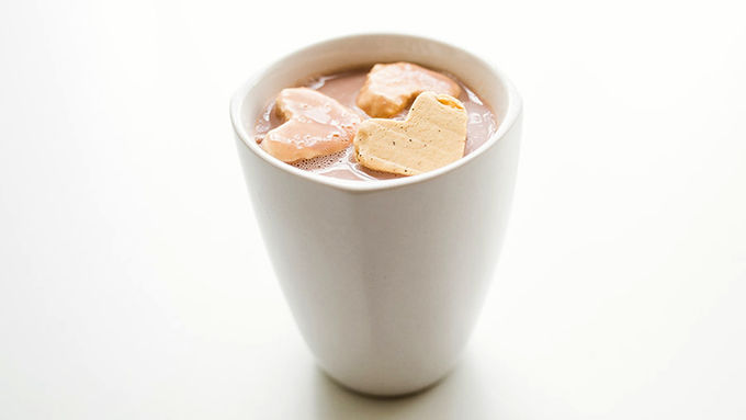 """Frozen Ice Cream """"Marshmallows"""""""