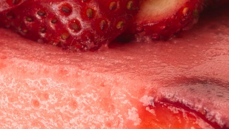 Triple-Strawberry Dessert