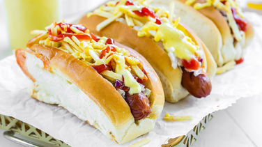 Hot Dog Venezolano