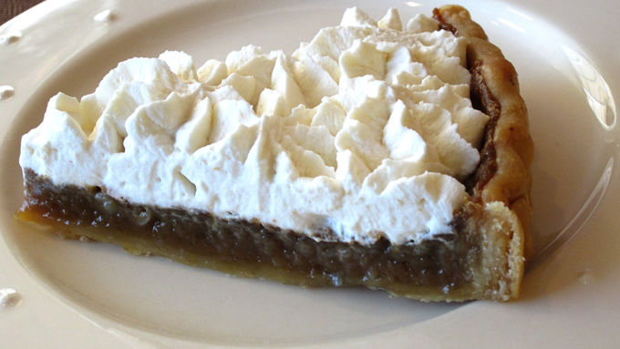 Coffee-with-Cream Tart