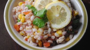 Ensalada de Maíz y Cebada
