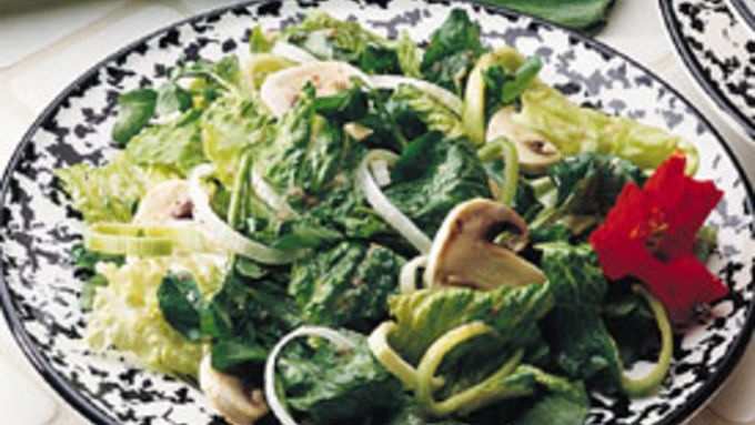 Elegant Tossed Salad