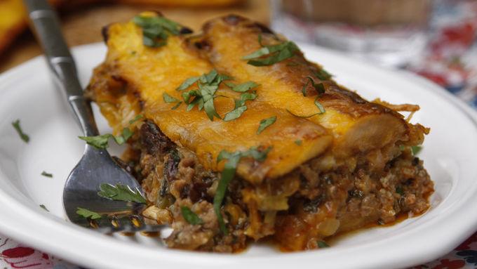 Puerto Rican Lasagna